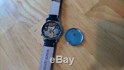 1966 Bulova Accutron 218D. Tuning fork watch serviced and running