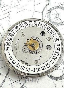 1970s Omega f300Hz De Ville Chrono Tuning Fork Watch (ESA 9162) Fully Serviced