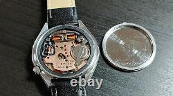 1974 Citizen Hisonic 3721A. JDM Tuning fork watch serviced and running