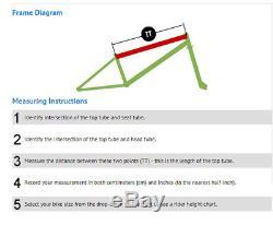 1996 Mongoose Expert Pro BMX Bike Race Bicycle 4130 Chromoly 20.5 Frame & Fork