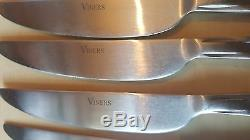 45 Pieces of Viners Titan Cutlery Serving Spoon's, Knife, Fork, Spoon's