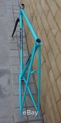 58cm Sabre(Venom) Lo Pro 700/650 Steel Frame Carbon Forks Unused since refurb