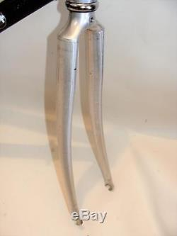 90's Colnago Super 57cm Frameset Columbus Thron Lugged Steel Frame & Fork