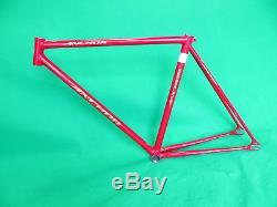 Anchor Bridgestone NJS Keirin Pista Frame Track Bike NO FORK Fixed Gear 50.5cm