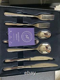 Arthur Price Signature Warwick 56 Piece Cutlery Set