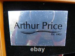 Arthur Price Willow 58 Piece 18/10 Stainless Steel Cutlery Canteen Set