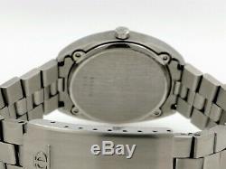 BAUME MERCIER Tronosonic Tuning Fork Watch 5109 original strap (SO362)