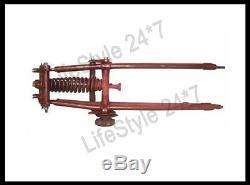 BSA M20 500cc Front End Girder Forks Complete Assembly