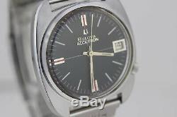 BULOVA ACCUTRON M9 tuning fork watch men Japan F/S