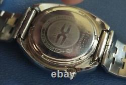 Beautiful Citizen Hisonic Tuning fork Watch circa 1974 Bulova licensed movement