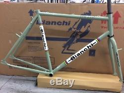 Bianchi San Jose 2018 Frame, Fork, Headset 58 cm