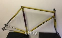 Bob Jackson Frame And Fork Reynolds Tubing Campagnolo Dropouts