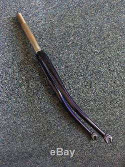 Bontrager Road-Lite frame + original matching uncut fork