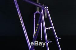 BrandNew Finest VOGUE Road Bike Steel Frame Fork 55P Made in Japan Free Shipping