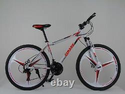 Brand New GEMARN RockShox Fork 21 Speed Bicycle Mountain Road Bike 26'' Wheel