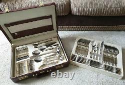 Breitenbach Solingen 72 Piece Stainless Steel Cutlery Canteen Set 18/10 Athen