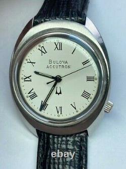 Bulova Accutron 2180 Tuning Fork Vintage 1976 Gent's Watch (22)