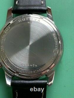 Bulova Accutron 2181 Tuning Fork Vintage 1976 Gent's Watch (26)