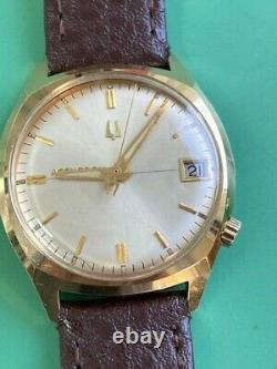 Bulova Accutron 2181 Tuning Fork Vintage Gent's Watch (15)