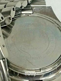 Bulova Accutron Tuning Fork Blue Dial 5-163950