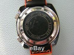 Bulova accutron Deep Sea electronic tuning fork watch