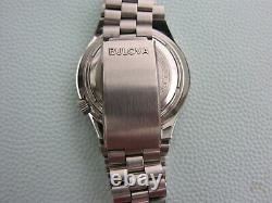 Bulova accutron electronic tuning fork watch