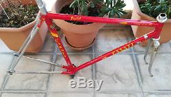 CASATI GOLD LINE R columbus SL frame and fork campagnolo