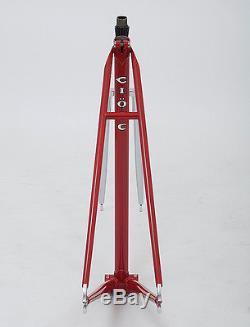 CIOCC San Cristobal Pista Columbus vintage frame a. Fork for campagnolo NEW