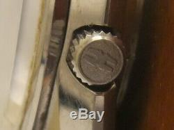 CITIZEN TUNING FORK HISONIC 3720-375025Y NEW Battery Men's Watch