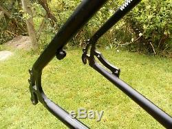 Charge Plug 5 disc frame + Genesis Croix de Fer disc forks