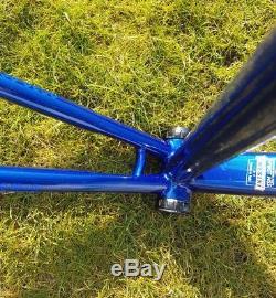 Chesini GP 56cm Columbus Spirit HSS steel frame Tomassini colnago carbon fork