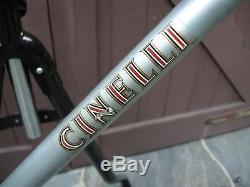 Cinelli SC frame/fork extras ca. 1970