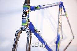 Colnago Master Olympic classic steel road bike frameset, precisa fork