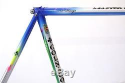 Colnago Master Olympic classic steel road bike frameset, precisa fork, MINT