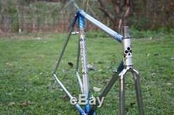 Colnago Master Piu Vintage, Eroica, Frame + Fork