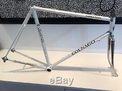 Colnago Master Steel Frame Fork Gilco 1st Ed 58cm