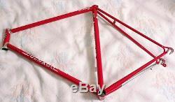 Colnago Super'91 Frame 55 cm c-c and Fork