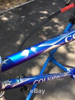 Colnago Tecnos frame and fork + Cinelli Stem
