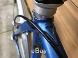 Condor 24.5 Inch 531 Frame/ Forks Touring Bike