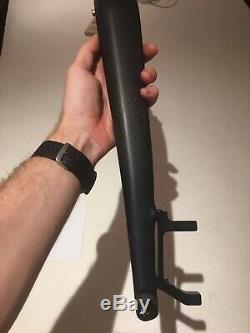 Condor Bivio Gravel frameset Size 55cm. Carbon forks. Used