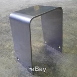 Custom Stainless Steel BMW Airhead R80 GS Fork Stabilizer Brace