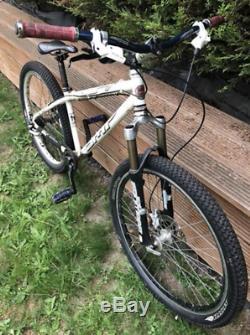 DMR Sidekick Jump bike Marazochi Bomber Forks