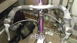 Dawes Super Galaxy Touring Bike 531 ST Frame and Forks Shimano components