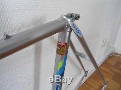 De Rosa Professional frame and fork fully professionally restored