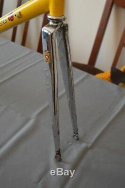 Denti frame & fork frameset Columbus Max Very rare