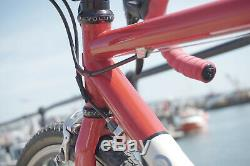 Enigma Road Bike Frame and Carbon Fork, Columbus Stainless Steel XCR, Medium