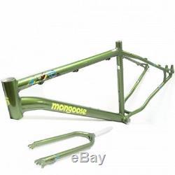 Fat Bike Forks Frame MONGOOSE ARGUS Sport L size Fatbike 2016 New 40% off
