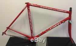 Fausto Coppi Frame And Fork 53 CM Columbus Nueron Tubing