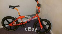 GT Pro Performer 1986 Frame & Forks mo4130 Eddie Fiola Freestyle BMX OLD SCHOOL
