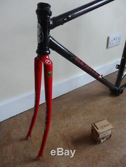 Gazelle AA 653 Lo Pro Frame and Forks. 700c. Time Trial. 54 52 cm